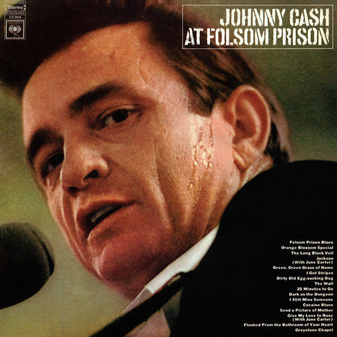 Johnny Cash | At Folsom Prison | 180g Vinyl LP (Reissue)