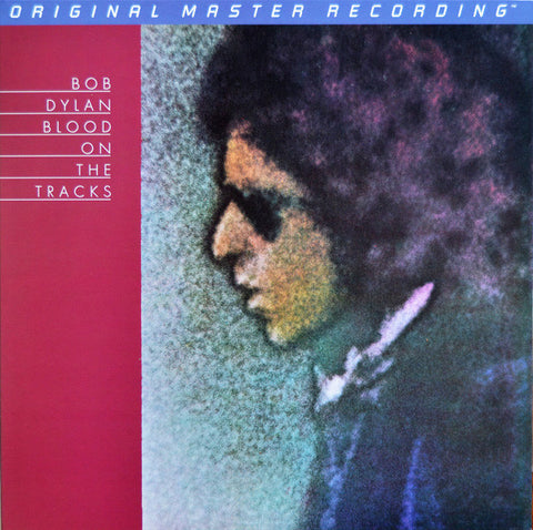 Bob Dylan | Blood on the Tracks | 45RPM 180g Vinyl LP (Limited Edition)