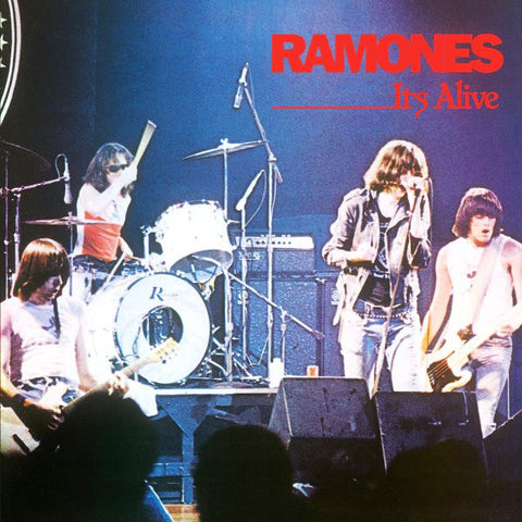 Ramones | It's Alive | 180g Vinyl 2LP