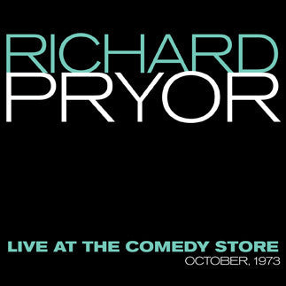 Richard Pryor | Live at the Comedy Store Hollywood, CA, October 1973 | CDs
