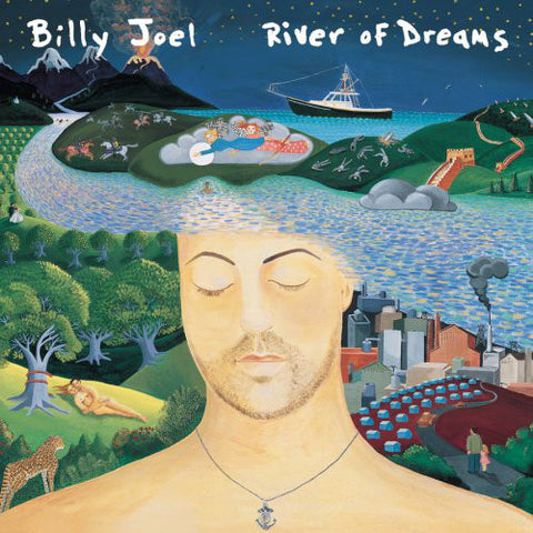 Billy Joel | River of Dreams | Vinyl LP 180g (Limited Anniversary Edition)