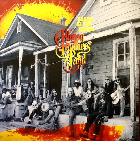 The Allman Brothers Band | Shades of Two Worlds | LP 180g Vinyl (Limited Edition)