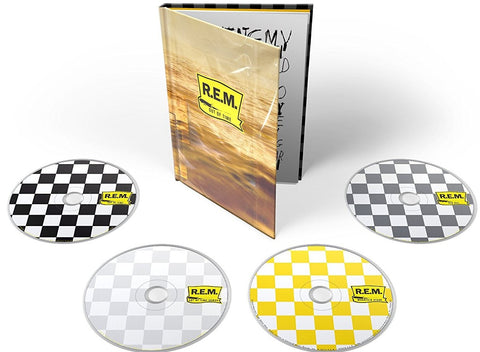 R.E.M. | Out of Time | 25th Anniversay Deluxe Edition 3 CD / Blu-ray