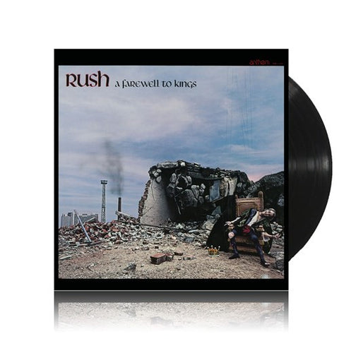 Rush | A Farewell to Kings | 200g Vinyl LP