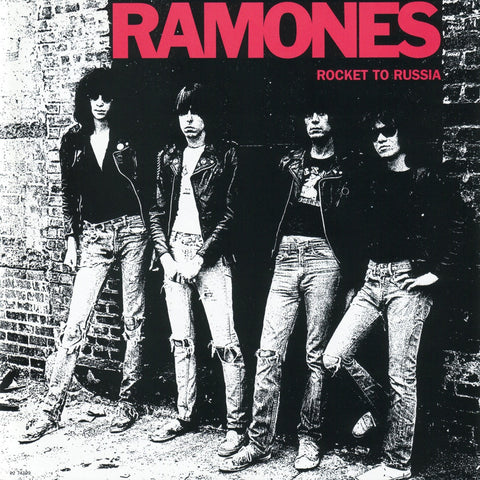 Ramones | Rocket to Russia | 180g Vinyl LP (Reissue)
