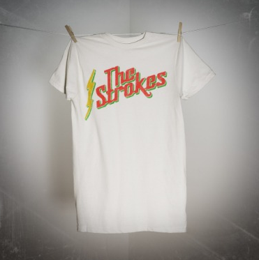 The Strokes | Rasta T-shirt