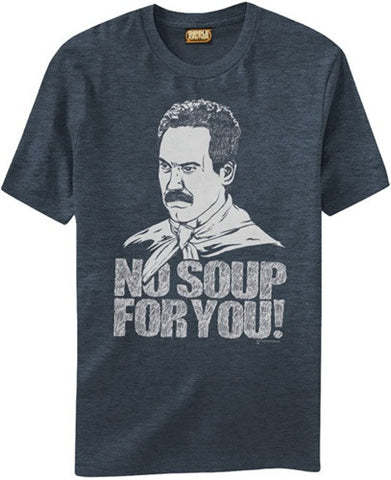 Seinfeld | No Soup For You | T-Shirt