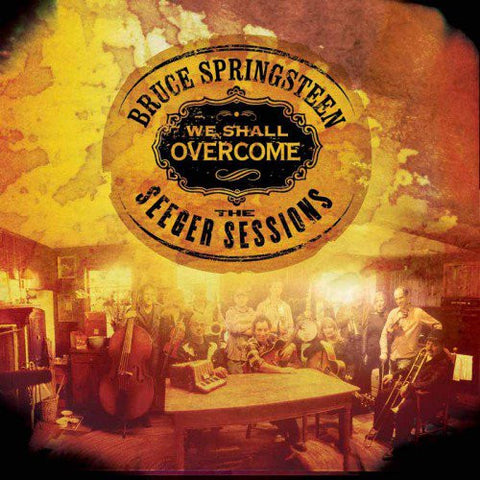 Bruce Springsteen | We Shall Overcome: The Seeger Sessions | 180g Vinyl LP