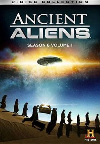 Ancient Aliens Season 6 Volume 1