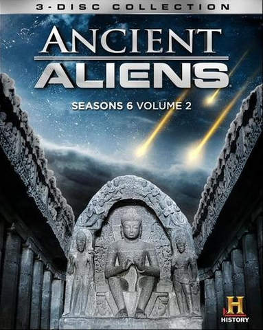 Ancient Aliens Season 6 Volume 2