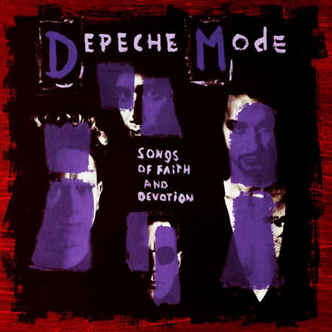 Depeche Mode | Songs of Faith and Devotion | 180g Vinyl LP