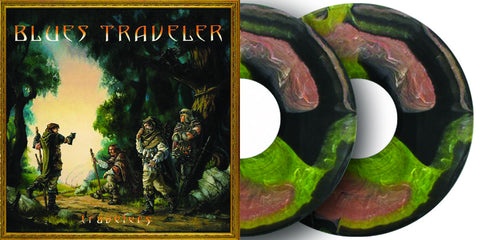 Blues Traveler | Travelers And Thieves | Medieval Marble Colored 180g Vinyl 2LP