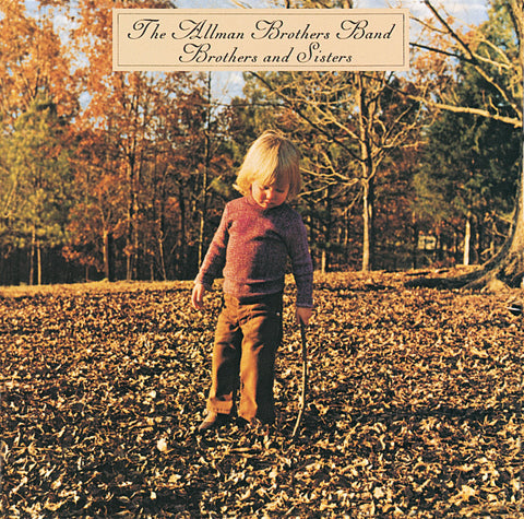 The Allman Brothers Band | Brothers & Sisters | LP 180g Vinyl (Limited Edition)