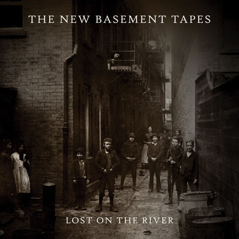 "The New Basement Tapes | Lost On The River | 18x24"" Poster"