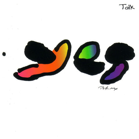 Yes | Talk [Import] | 180g Vinyl 2LP