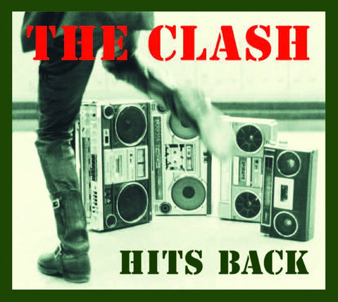 The Clash | Hits Back [Import] | 180g Vinyl 3LP