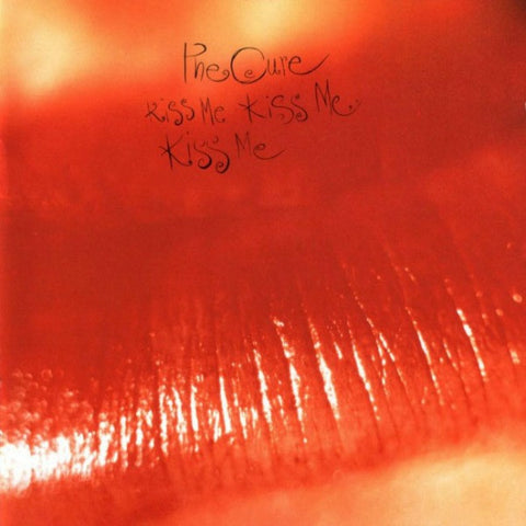 The Cure | Kiss Me, Kiss Me, Kiss Me | 180g Vinyl 2LP