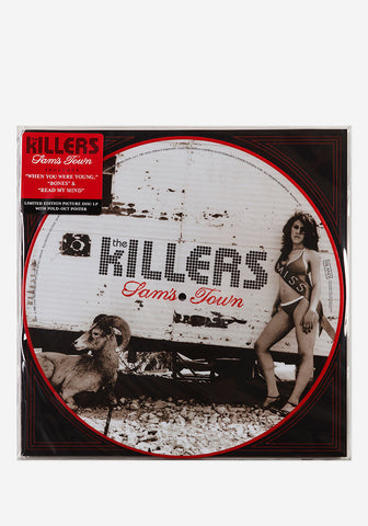 The Killers | Sam's Town | Limited Edition Picture Disc 2LP