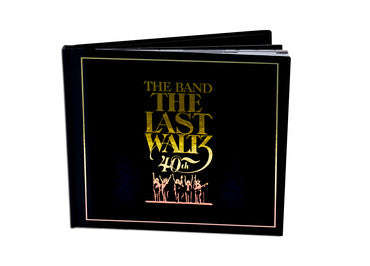 The Band | The Last Waltz: 40th Anniversary Edition | 4 CD / Blu-ray Box Set