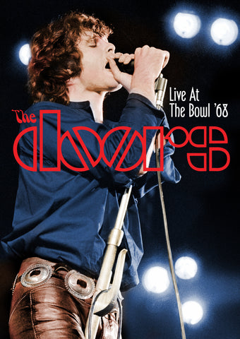 The Doors | Live at the Bowl '68 | Blu-ray or DVD