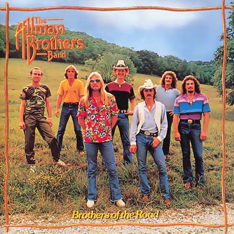 The Allman Brothers Band | Brothers of the Road [Import] | LP 180g Vinyl