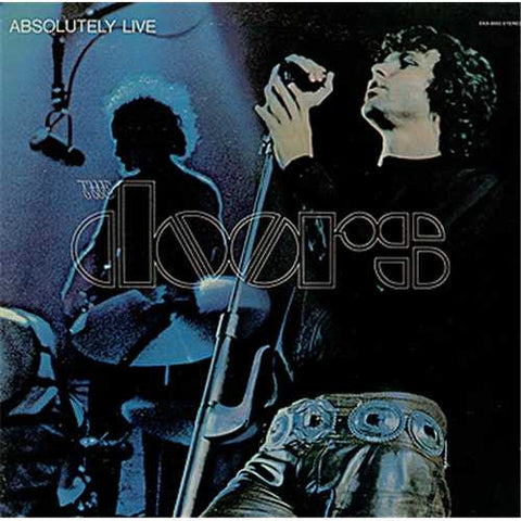 The Doors | Absolutely Live | 180g Vinyl 2LP