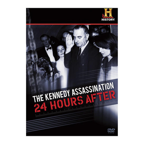 History Store | The Kennedy Assassination: 24 Hours After | DVD