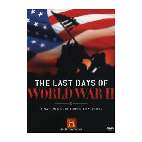 History Store | The Last Days of World War II | DVD