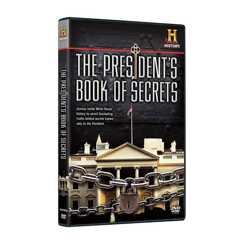 History Store | The President's Book of Secrets | DVD