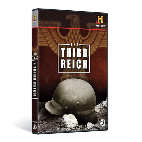 History Store | The Third Reich: The Rise and Fall | DVD