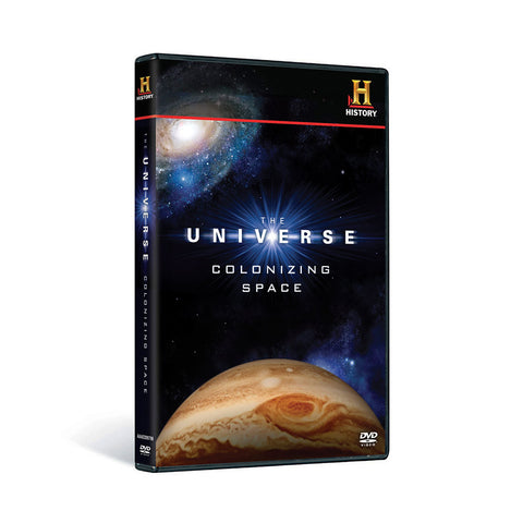 History Store | The Universe: Colonizing Space | DVD