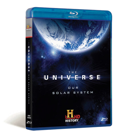 History Store | The Universe: Our Solar System | Blu-ray