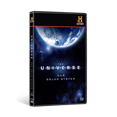 History Store | The Universe: Our Solar System | DVD