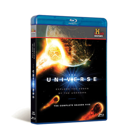 History Store | The Universe (Season 5) | Blu-ray