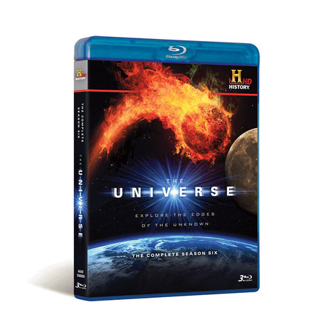 History Store | The Universe (Season 6) | Blu-ray