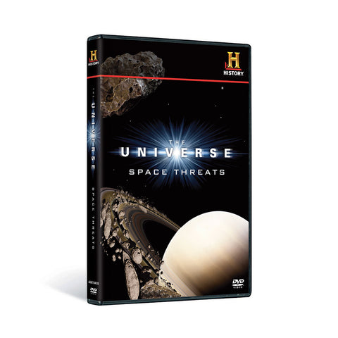 History Store | The Universe: Space Threats | DVD