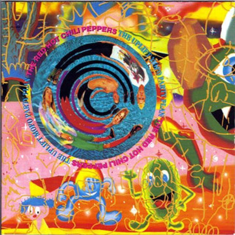 Red Hot Chili Peppers | The Uplift Mofo Party Plan | LP 180g Vinyl (Limited Edition)