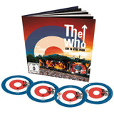 The Who | Live In Hyde Park Deluxe Version | Blu-ray + DVD + 2xCD