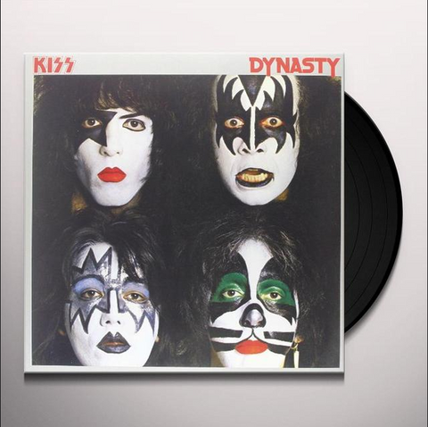 KISS | Dynasty | 180g Vinyl LP