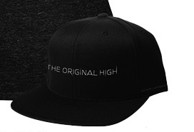 Adam Lambert | The Original High Snapback Hat