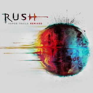 Rush | Vapor Trails | 2LP 180g Vinyl