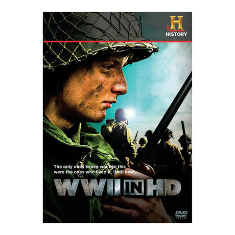 History Store | WWII in HD | DVD