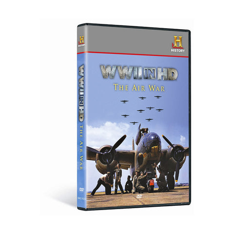 History Store | WWII in HD: The Air War | DVD