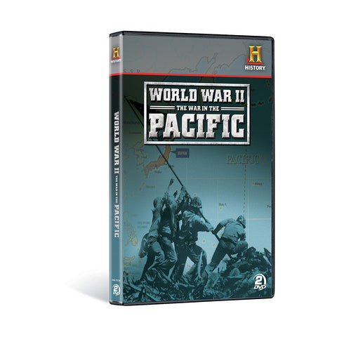 History Store | WWII: The War in the Pacific | DVD