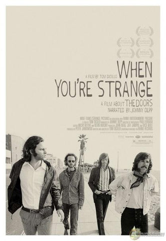 The Doors | When You're Strange: A Film About The Doors | Blu-ray or DVD