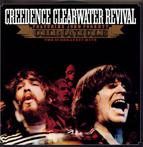 Creedence Clearwater Revival | Chronicle: The 20 Greatest Hits | 180g Vinyl 2LP