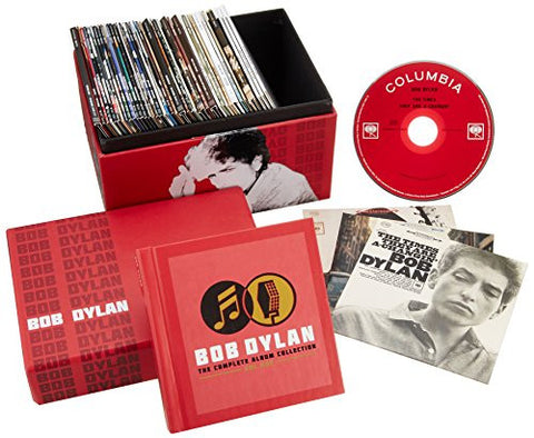 Bob Dylan | The Complete Album Collection, Vol. 1 | 47 CD Box Set