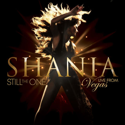 Shania Twain | Still The One: Live From Vegas | CD/DVD Combo