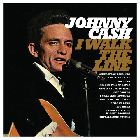 Johnny Cash | I Walk the Line | 180g Vinyl LP (Limited Edition)