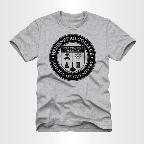 Breaking Bad | Heisenberg College | T-shirt